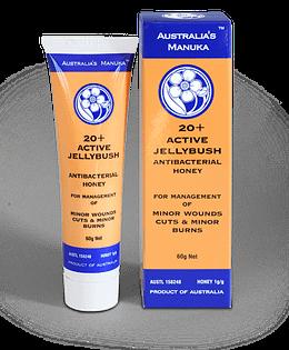 Australian Manuka Honey Wound